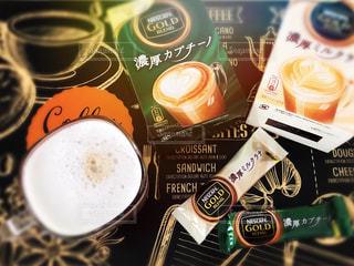一杯のコーヒーの写真・画像素材[1277452]
