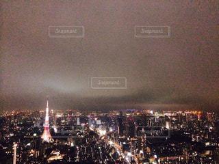 東京タワーの写真・画像素材[589040]