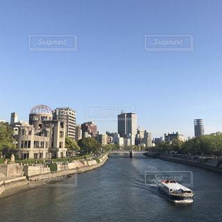 自然,川,光,広島,原爆ドーム,平和公園,わたしの街