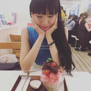 カフェ,おやつ,休日,かき氷,広島