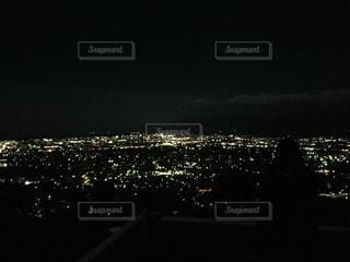 夜景,みかん山