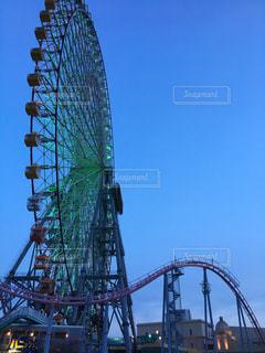 横浜,みなとみらい,コスモワールド,コスモクロック