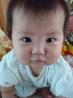 子供,男の子,目,見つめる,乳幼児,生後10ヵ月