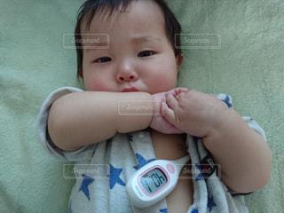 子供,赤ちゃん,高熱,男の子,医療,生後9ヶ月