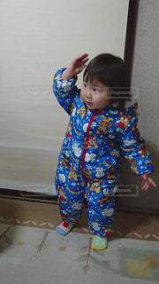 冬,子供,女の子,2歳,ウェア,防寒着