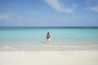日本最南端の海の写真・画像素材[3245038]