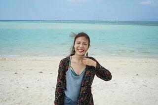 石垣島の海が大好きですの写真・画像素材[4127118]