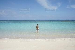 波照間の海の写真・画像素材[4127159]
