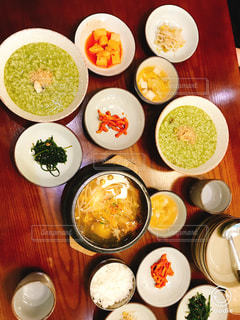 ランチ,韓国,アワビ粥,優しい味,원조전복죽 본점
