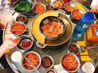 ランチ,韓国,焼肉,o ban jang