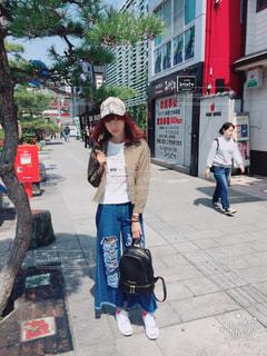 散歩中 - No.458736
