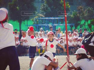 スポーツ,子供,女の子,運動会,玉入れ,スポーツの秋