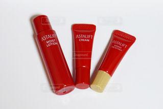 赤い歯ブラシ - No.761382