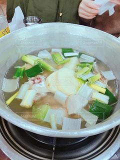 スープのボウルの写真・画像素材[888773]