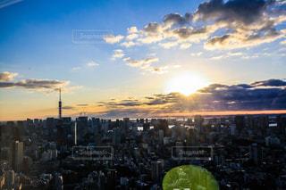 空,太陽,日本,六本木,初日の出,年始