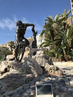岩の像 - No.1117519