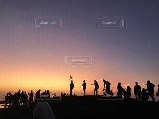 海,夕日,アジア,観光,旅行,夕陽,バリ