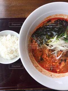 スープのボウルの写真・画像素材[1757355]
