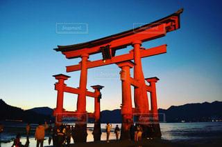 広島県🍁宮島の写真・画像素材[1606147]