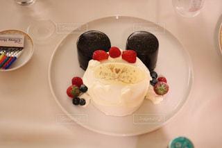 ケーキ,誕生日,ディズニー,ミッキー