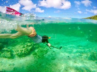 海,夏,カメラ女子,水着,沖縄,旅行,旅,宮古島,gopro,新城海岸
