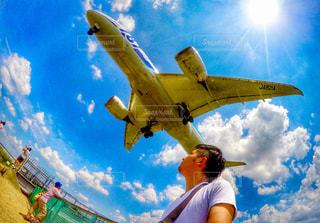 夏,自撮り,大阪,飛行機,旅,伊丹空港,アクションカメラ,GoPro Hero4