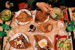 ランチ,ディナー,海外,旅行,旅,フランス,パリ,ごはん,レストラン,海外旅行,ガレット,お洒落なごはん,La Crêperie de Josselin