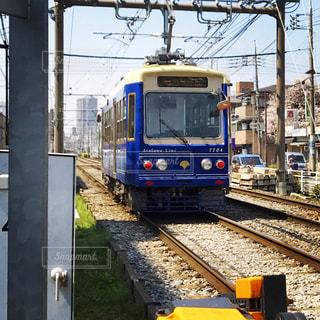 電車の写真・画像素材[567998]