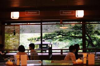 カフェの写真・画像素材[598312]