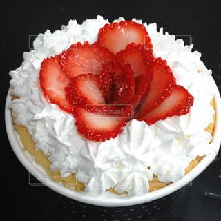 ケーキ,バラ,苺,薔薇,誕生日,手作り,イチゴ