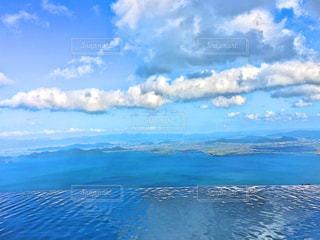 水と空の写真・画像素材[1111526]