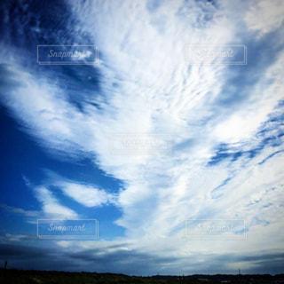 九十九里の空。の写真・画像素材[1124020]