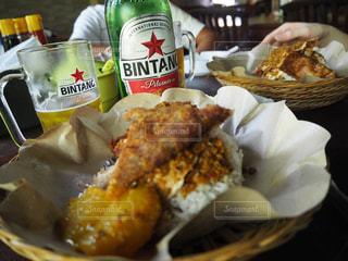 食べ物,食事,ランチ,ビール,昼食,beer,バリ,ビンタン,バビグリン