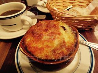 ニューヨーク,アメリカ,オニオングラタンスープ,LA BONNE SOUPE