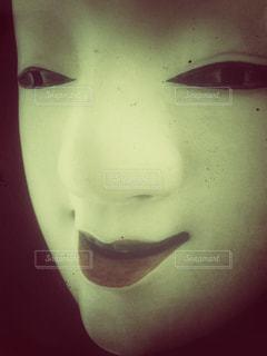 顔の写真・画像素材[696381]