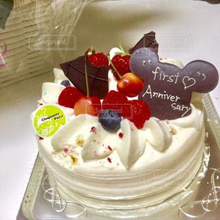 ケーキ,生クリーム,結婚記念日