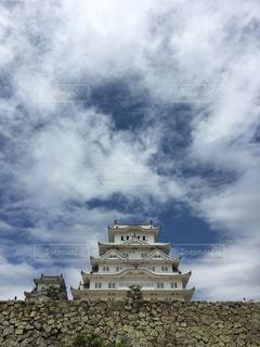 姫路城の写真・画像素材[470431]