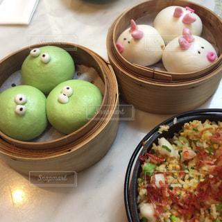 ご飯,香港,炒飯,肉まん,飲茶,中環,YUM CHA