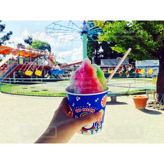 遊園地の写真・画像素材[645265]
