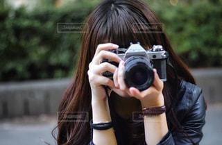撮りあいっこの写真・画像素材[1264474]