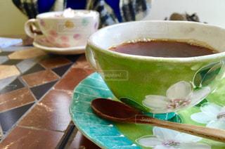 カフェの写真・画像素材[472436]
