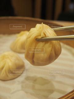 鼎泰豊の絶品小籠包の写真・画像素材[834866]
