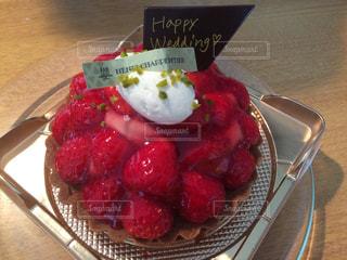 ケーキ,赤,いちご,苺,タルト,ストロベリー,イチゴ