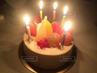 ケーキの写真・画像素材[504599]