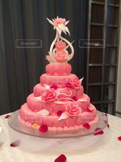 ケーキ,ピンク,バラ,薔薇,ローズ,ピエールエルメ,イスパハン