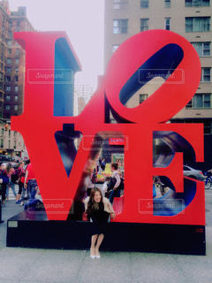 LOVEの写真・画像素材[1007554]
