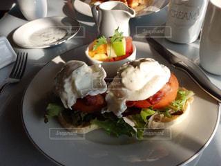 朝食,アメリカ,ハワイ島,エッグベネディクト,グルテンフリー,ヒロ,Paul's Place Cafe