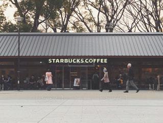 カフェ,スターバックス,上野恩賜公園