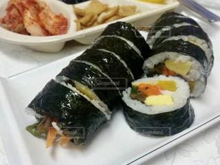 食品のプレートの写真・画像素材[920451]
