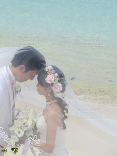 Happy weddingの写真・画像素材[1774409]